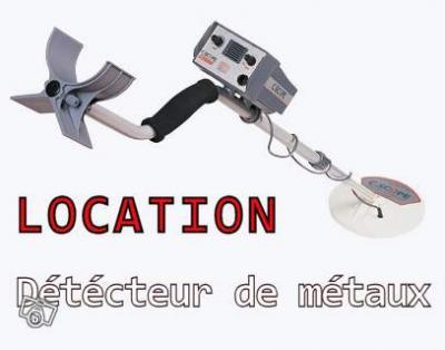 Location detecteur de metaux recherche a domicile perdus - Location detecteur de metaux ...
